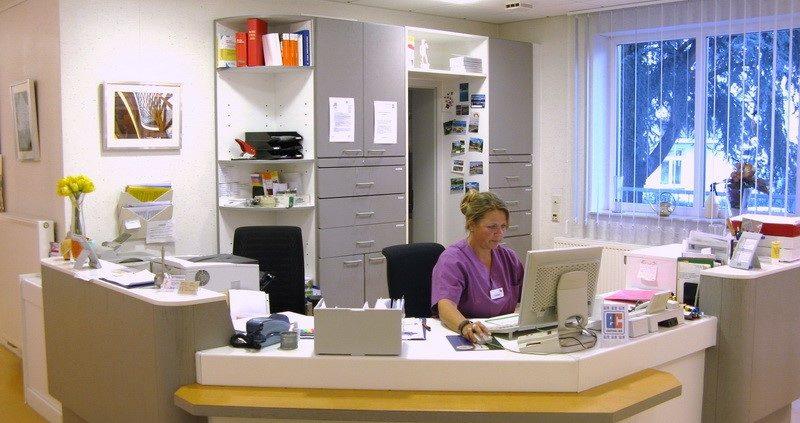 Hausarztpraxis Vladimir Levin
